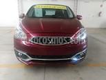 Foto venta Auto usado Mitsubishi Mirage GLS CVT (2017) color Rojo Tinto precio $176,000