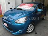 Foto venta Auto Seminuevo Mitsubishi Mirage GLS (2015) color Azul precio $123,000
