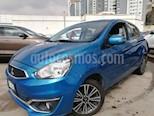 Foto venta Auto usado Mitsubishi Mirage GLS (2017) color Azul precio $150,000