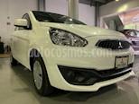 Foto venta Auto nuevo Mitsubishi Mirage GLX color Blanco Perla precio $196,000