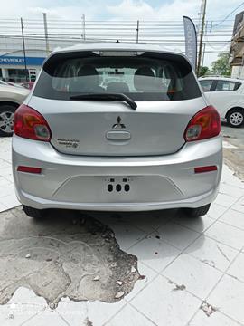 Mitsubishi Mirage GLS usado (2019) color Plata Dorado precio $178,000