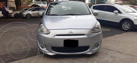 Mitsubishi Mirage GLS usado (2015) color Plata Dorado precio $110,000