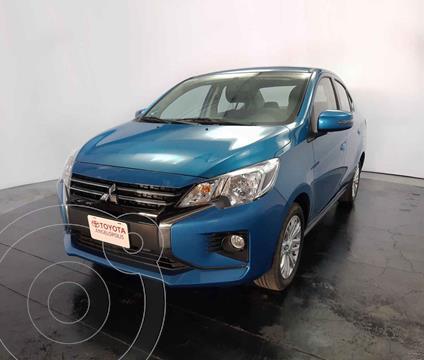 Mitsubishi Mirage GLS usado (2022) color Azul precio $225,000