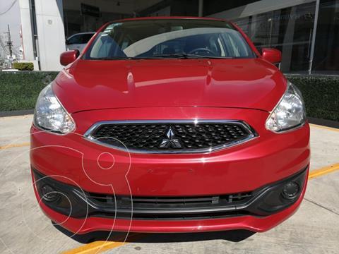 Mitsubishi Mirage GLX CVT usado (2019) color Rojo precio $180,000