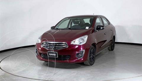Mitsubishi Mirage GLS CVT usado (2019) color Rojo precio $229,999