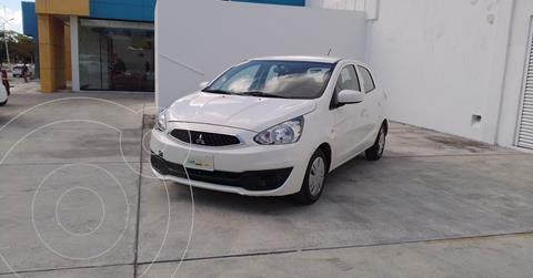Mitsubishi Mirage GLX usado (2019) color Blanco precio $184,890