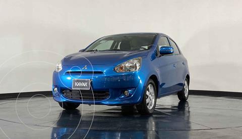 Mitsubishi Mirage GLS usado (2016) color Azul precio $134,999