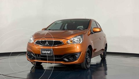 Mitsubishi Mirage GLX usado (2018) color Naranja precio $162,999