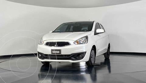 Mitsubishi Mirage GLS CVT usado (2018) color Blanco precio $179,999