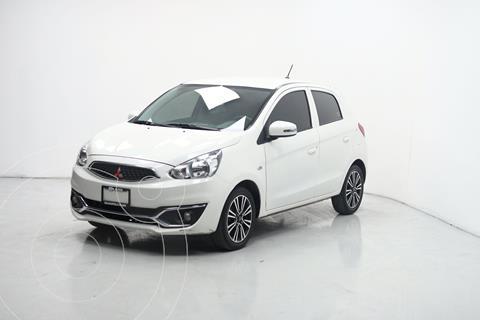 Mitsubishi Mirage GLS CVT usado (2018) color Blanco precio $207,700