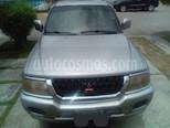 Foto venta carro usado Mitsubishi Montero Sport 3.0L 4x4 Aut  Full (2001) color Plata precio u$s5.000