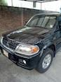 Foto venta Auto usado Mitsubishi Montero Sport GLX (2007) color Negro precio $95,000