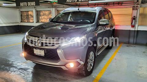 Mitsubishi Montero Sport Advance 4X2 usado (2019) color Gris precio $540,000