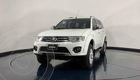 Mitsubishi Montero Sport SE usado (2015) color Blanco precio $275,999