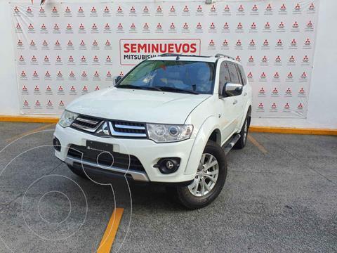 Mitsubishi Montero Sport SE usado (2014) color Blanco precio $265,000