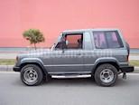 Foto venta Carro Usado Mitsubishi Montero 2.4 (1995) color Gris precio $20.500.000