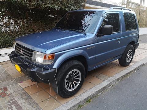 Mitsubishi Montero 2.4L i 3P usado (2011) color Azul Profundo precio $56.800.000