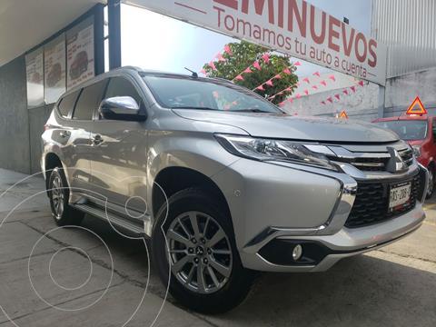 Mitsubishi Montero Limited usado (2019) color Plata precio $539,800