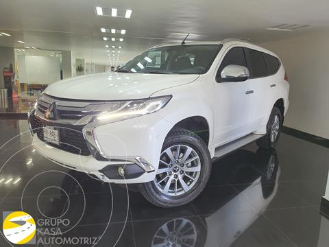 Mitsubishi Montero Limited DVD usado (2018) color Blanco precio $480,000
