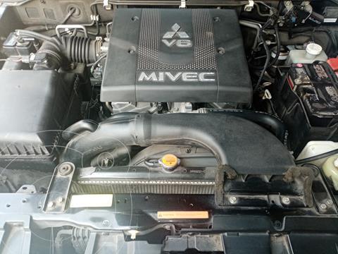 Mitsubishi Montero Limited usado (2008) color Negro precio $155,000