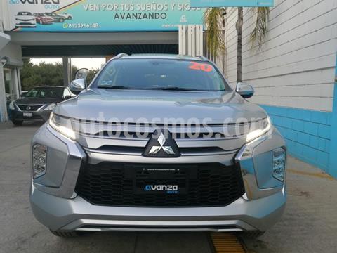 Mitsubishi Montero Limited usado (2020) color Plata Dorado precio $649,000