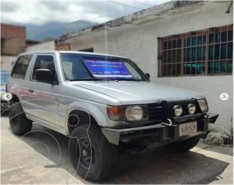 Mitsubishi Montero Dakar usado (2002) color Gris precio u$s4.500