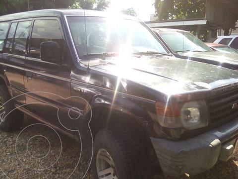 Mitsubishi Montero 4p V6,3.0i,12v A 1 2 usado (1992) color Negro precio u$s3.100
