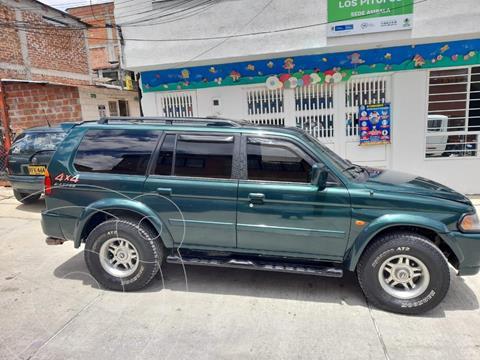 Mitsubishi Nativa Standard Autom.- usado (2002) color Verde precio $32.000.000