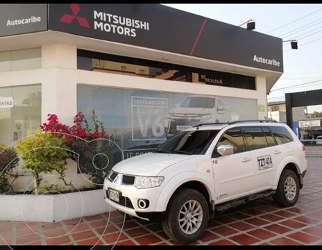 Mitsubishi Nativa 3.2L TDi 4x4 usado (2013) color Blanco precio $57.000.000