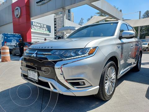 Mitsubishi Outlander PHEV Limited usado (2021) color Plata Metalico precio $745,000