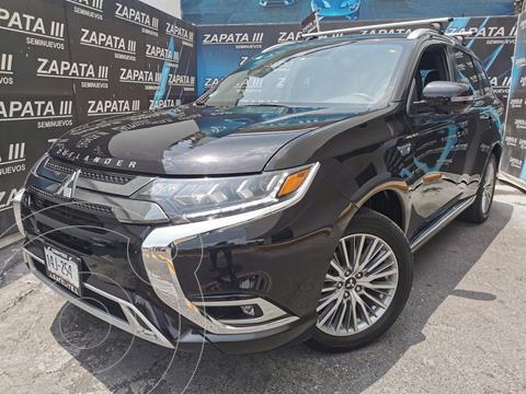 Mitsubishi Outlander PHEV Limited usado (2020) color Negro Perla precio $675,000