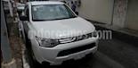 Foto venta Auto usado Mitsubishi Outlander 2.4L ES (2014) color Blanco precio $160,000