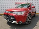 Foto venta Auto usado Mitsubishi Outlander 2.4L Limited (2015) color Rojo precio $275,000