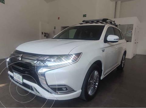 Mitsubishi Outlander Limited usado (2020) color Blanco precio $689,000