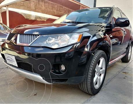 Mitsubishi Outlander 2.4L XLS usado (2009) color Negro precio $130,000