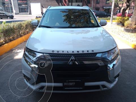 Mitsubishi Outlander 2.4L SE usado (2019) color Blanco precio $601,000