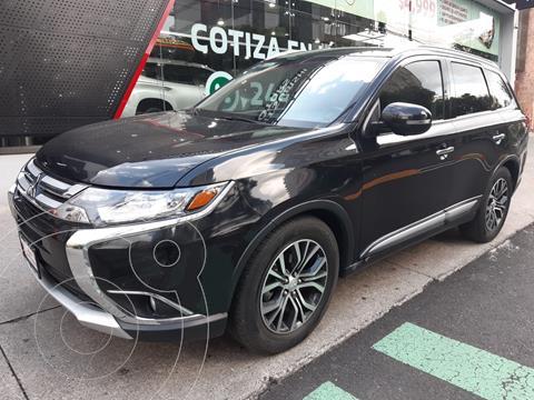 Mitsubishi Outlander Limited usado (2018) color Negro precio $419,000