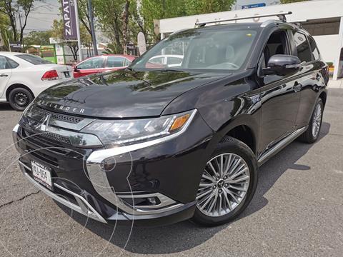 Mitsubishi Outlander Limited usado (2020) color Negro Perla precio $675,000