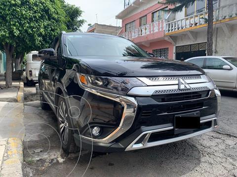 Mitsubishi Outlander Limited usado (2019) color Negro precio $460,000