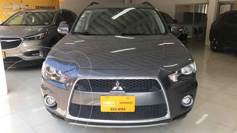 Mitsubishi Outlander 2.4L Limited usado (2012) color Gris precio $175,000