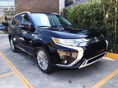 Mitsubishi Outlander 2.4L SE usado (2019) color Negro precio $549,000
