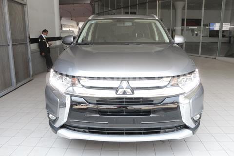Mitsubishi Outlander SE Plus usado (2019) color Gris precio $445,000