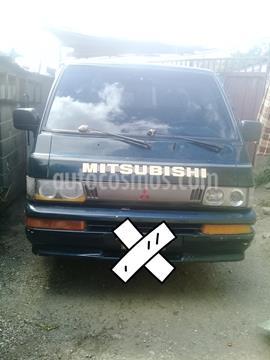 Mitsubishi Star Wagon Version sin siglas L4 2.0i 16V usado (1993) color Verde precio u$s2.200