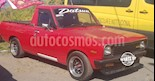 Foto venta Auto usado Nissan 1200 4x2 cab.sen (1994) color Rojo precio u$s8.000