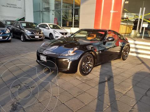 Nissan 370Z Touring Aut usado (2018) color Negro precio $490,000