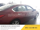 Foto venta Auto usado Nissan Altima 4p Advance Navi L4/2.5 Aut (2017) color Rojo precio $270,000