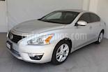 Foto venta Auto usado Nissan Altima Advance NAVI (2014) color Plata precio $205,000