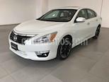 Foto venta Auto usado Nissan Altima Advance NAVI (2015) color Blanco precio $210,500