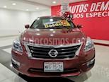 Foto venta Auto usado Nissan Altima Advance NAVI (2015) color Rojo precio $210,000