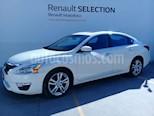 Foto venta Auto usado Nissan Altima Exclusive color Blanco Alaska precio $230,000